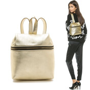 [�ֽ�Ÿ���԰�]Metallic Small Backpack