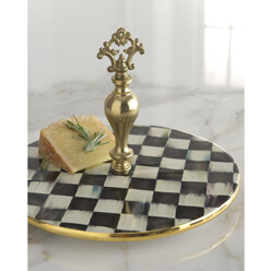 Courtly Check Cheese Platter