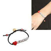 [Ư���԰�]Love You Mucho Bracelet In Black