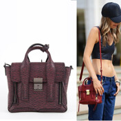 [2015 F/W �Ż�ǰ����]Mini Pashli In Black Maroon