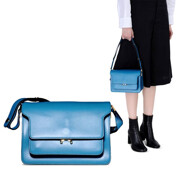 [F/W �Ż�ǰ ����]Trunk Small Bag In Turquoise