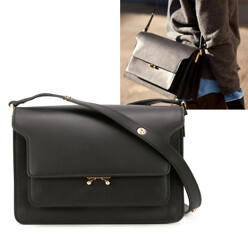 [16 S/S���÷���]Small Trunk In Black
