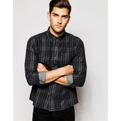 [10%��������]Check Shirt In L...