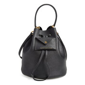 [�Ż�ǰ�԰�]Metropoli Leather Bucket Bag