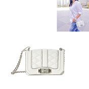 [�ҽ����]Mini Love Crossbody In White