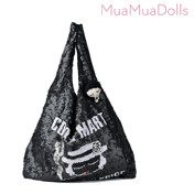 [�űԷ�Ī]Supermarket Bag_Coco Mart Black