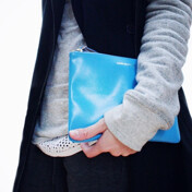 [3������][Ư�����԰�]Classic Leather Line Clutch In Blue