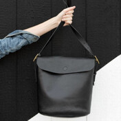 [�׳�¿����� ���������]Haven Flap Bucket Bag