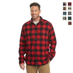 Oxbow Bend Plaid Flannel ...
