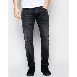 Wrangler Ben Regular Fit Jean Flash Black Wash 할인가 75,700원