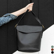 [�Ⱓ����Ư��]Haven Small Leather Bucket Bag