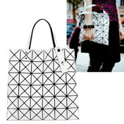 [17 S/S]Lucent Basics Tote In White
