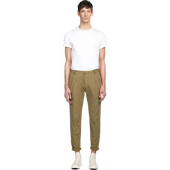 AMI Pleated Chino Trouser 할인가 239,500원