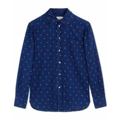 Maison Kitsune Long Sleeve Shirt 할인가 155,100원