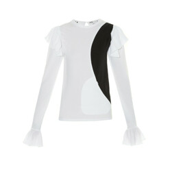 Y-3 Removable-Sleeve Jersey Top 할인가 160,100원