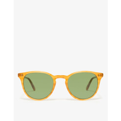 Garrett Leight Milwood 46 Butterscotch/Green 할인가 369,700원