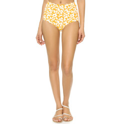 Marysia Swim Palm Springs High Waist Bikini Bottoms 할인가 206,000원