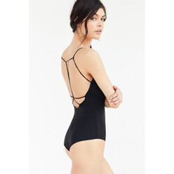 Urban Outfitters Out From Under Fusion Caged Back Bodysuit 할인가 51,200원
