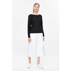 cos Rounded Knit Jumper 할인가 168,800원