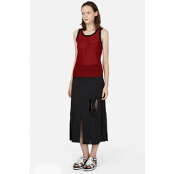 Opening Ceremony Glide Twisted Panel Mid-Calf Skirt 할인가 202,200원