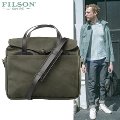 [브리프케이스]Original Briefcase Otter Green 256