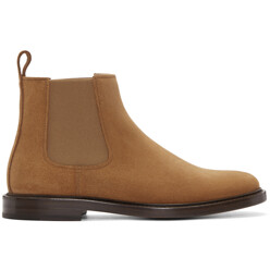 A.P.C. Brown Ethan Boots 할인가 891,700원