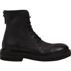 Marsell Leather Lace-Up Ankle Boots 할인가 1,201,900원