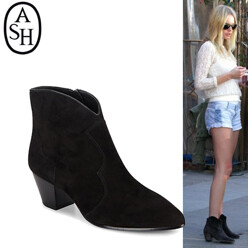Ash Hurricane Suede Ankle Boots 할인가 177,600원