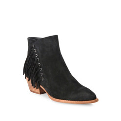 Ash Lenny Fringed Suede Booties 할인가 447,800원