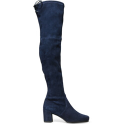 Stuart Weitzman Hinterland Stretch-Suede Over-The-Knee Boots 할인가 1,333,400원