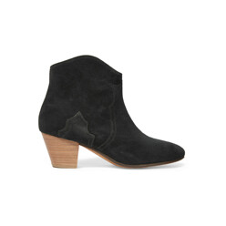 Isabel Marant The Dicker Suede Ankle Boots 할인가 1,024,700원