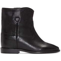 Isabel Marant Black Leather Cluster Boots 할인가 1,343,200원