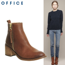 OFFICE Lennox Side Zip Boots 할인가 174,600원