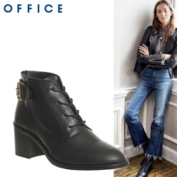 OFFICE Lacey Lace Up Boots 할인가 177,800원