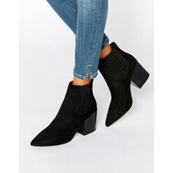 ASOS Elliot Pointed Chelsea Ankle Boots 할인가 120,700원