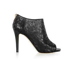 Jimmy Choo Hector Laser-Cut Leather Ankle Boots 할인가 695,700원