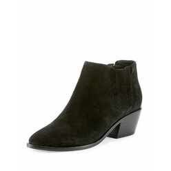 Joie Barlow Suede Pointed-Toe Bootie 할인가 588,500원