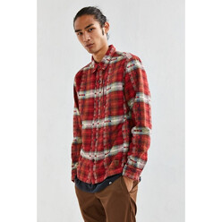 Uo Jacquard Inly Flannel ...