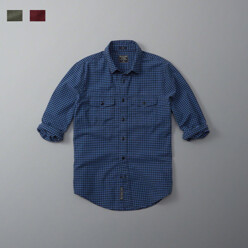 [10%��������]Washed Oxford Sh...
