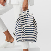 [특가입고]Backpack In Sailor Stripe