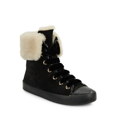 Ryan Shearling Cuff Sneakers