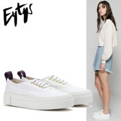 [17 F/W 최신상]Mother Canvas Sneakers_White