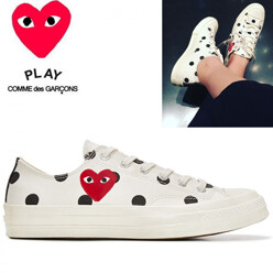 Polka Dot Chuck Taylor All Star 70 Low (White)