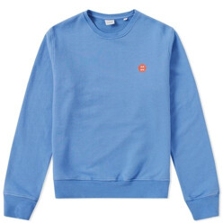 Garment Dyed Face Crew Sw...