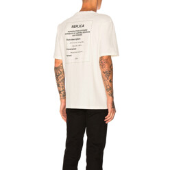 Jersey Tag Tee