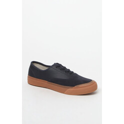 Navy And Gum Cromer Shoes