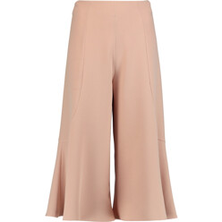 Fluted Cady Culottes