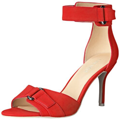 Gainey Synthetic Heeled Sandal