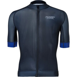 Mechanism Perforated Zip-Up Cycling Jersey