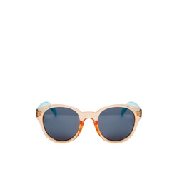 Whitney Preppy Round Sunglasses